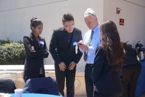 University of California Santa Barbara's Actuarial Day